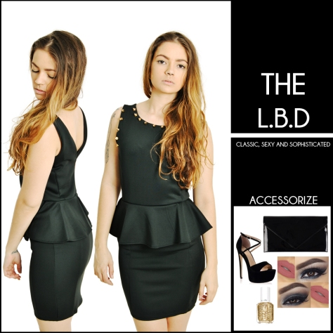 LBD- £15 on nothingnew2wear.com